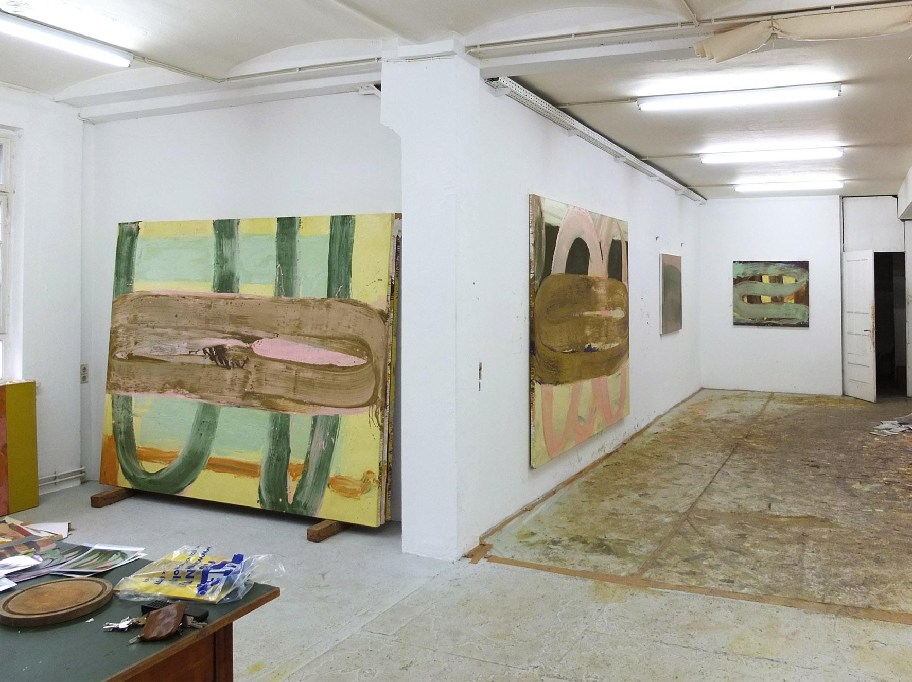 Atelier 2014 | Heinz Thielen